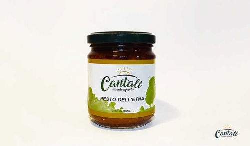 Pesto dell'Etna